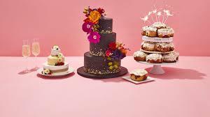 The Weirder The Wedding Cake The Cooler The Bride