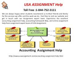 accounting assignment help online  accounting assignment
