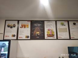 Usually there is no real motive behind the visit other than to see the employee in which you have the crush on. Caffe Crush T Nagar Chennai Coffee Shops Justdial