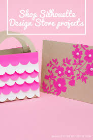 Design And Make Projects Pin On Silhouette Paper Crafts