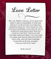 Love Letter For Her Sample Professional Letter Formats Stunning Best Love Letters For Boyfrie5