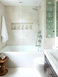 fascinating corner bathtub shower combo of bathroom small combination tiny house tub