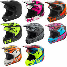 Details About 2019 Fly Racing Youth Elite Motocross Offroad Dirt Bike Helmet Pick Size Color