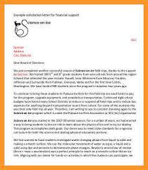 Solicitation Latter 11 12 Sample Solicitation Letter For Business