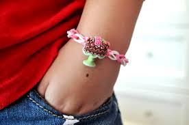 Sweet Rubber Band Bracelets