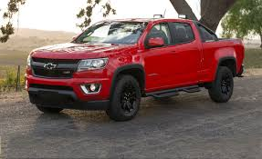 2016 Chevrolet Colorado Diesel First Drive – Review – Car and Driver