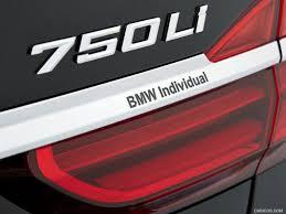 BMW Convertible bmw individual badge : 2016 BMW 750Li Individual - Badge | HD Wallpaper #210