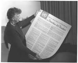 birth of the un s human rights declaration eleanor roosevelt  birth of the un s human rights declaration eleanor roosevelt regarded the universal declaration of human rights