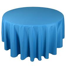 turquoise 90 round tablecloths loading zoom