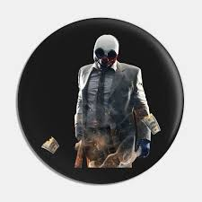 Wolf Payday 2