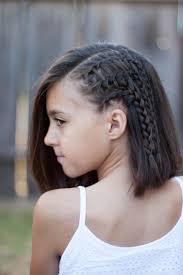 Short Hair Cute Hairstyles 5 Braids For Short Hair Cute Girls Hairstyles