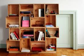 Wine Boxes Shelf A Practical And Decorative Furniture Idea For