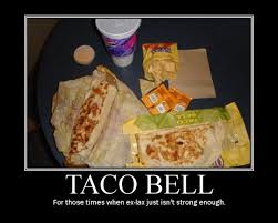 taco bell diarrhea. Wonderful Bell Dear Taco Bell On Diarrhea I