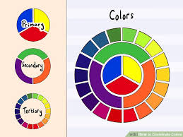 Color Contrast Combination Chart 3 Ways To Coordinate Colors Wikihow