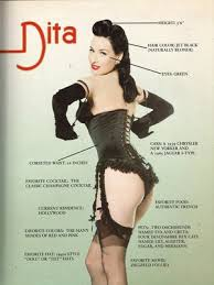 Dita Von Teese Quotes Gorgeous Dita Von Teese Quotes A Clever Business Woman Quirky Individual