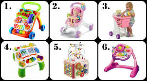 best presents and gift ideas for a 1 year old- Walker standing toys BEST Gifts Year Old Girl! \u2022 The Pinning Mama