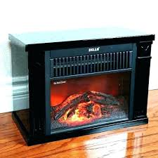 electric fireplace insert reviews heater best with fan log
