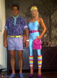 Erstaunlich Ken And Barbie From Toy Story 3 Costume