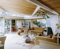 Designs by Style: Wood Panel Ceilings - California Style