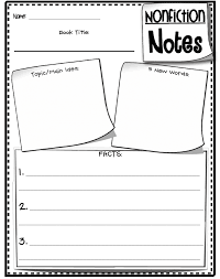 research project Graphic Organizer   could be modified for primary     SP ZOZ   ukowo Lilly Note Taking Printables  Also in First Impression  Get Nauti  Crown  Jewels