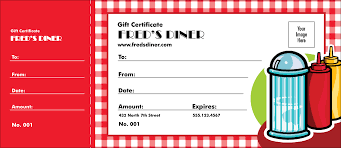 Fillable Gift Certificate Template Free Mexicanant Gift Certificate Template Dinner Voucher Free