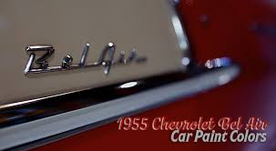 1955 chevrolet bel air automotive