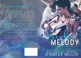 Owl Always Be Reading Cover Reveal Broken Melody by Jennifer Miller