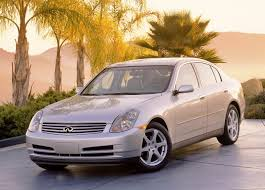 2003 Infiniti G35 Review - Top Speed