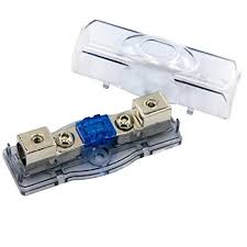 amazon com zookoto 60a car audio power wire fuse holder car boat zookoto 60a car audio power wire fuse holder car boat marine auto fuse box fuse