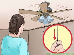 image titled fix a wobbling ceiling fan step 7
