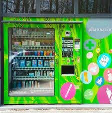 Magex Vending Machine Amazing Pharma48H Vending Machines Pharma48h