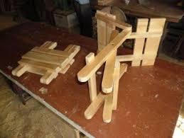 Раскладной стул для дачи своими руками чертежи Дача своими руками  Приступая к сборке в первую очередь необходимо разместить осевые болты на ножках стула при этом ось следует располагать не на середине ножки