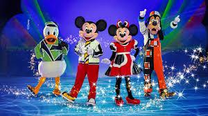 Spanish Performance Disney On Ice Presents Mickeys Search