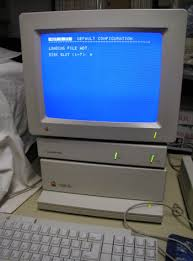 apple 2gs. apple ii gs with 3.5 and 5 1/4\ 2gs o