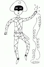 Disegni Di Arlecchino Per Bambini Foto Nanopress Donna