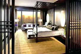 traditional bedroom design. Traditional Japanese Bedroom Interior With Tatami Mats And Wooden Table Modern Canopy Bed . Design