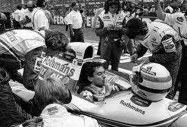 """Notei uma sensação estranha, como se sua alma o abandonasse"""": as últimas  horas de Ayrton Senna   Icon"""