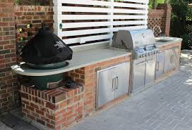 concrete countertops for outdoor kitchen charlotte nc