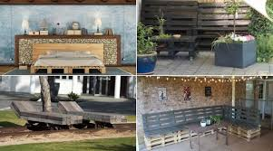 featured image diy pallet garden and furniture ideas