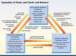 system of checks and balances essay