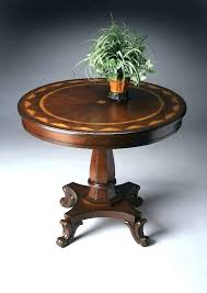 foyer round table small ideas console and mirror curved staircase wa round foyer table