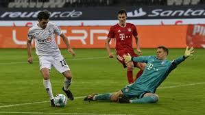 Check spelling or type a new query. Gladbach Stun Bayern In Bundesliga 7news Com Au
