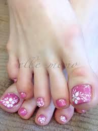 Cute Simple Toe Designs Pedicure Nailart Pretty Toe Nails Toenail Art Designs