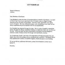 Personal Letter Of Recommendation Character Fresh Good Sample ...