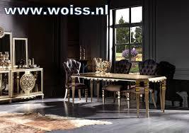 Handelplazanl Woiss Meubels Klassieke Barok Hoogglans Complete