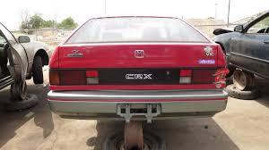 Junkyard Find: 1986 Honda CRX - The Truth About Cars