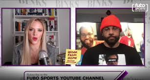 Michael Smith talks race and sports discussions with Julie Stewart-Binks