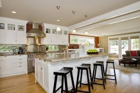 How To Decorate My Kitchen Large Kitchen Island With Seating Kitchen  Recessed Lighting Ideas 1200x800