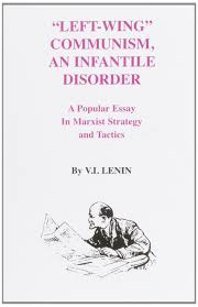 left wing communism an infantile disorder v i lenin left wing communism an infantile disorder v i lenin 9780717801077 com books