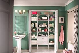 diy linen closet organizer